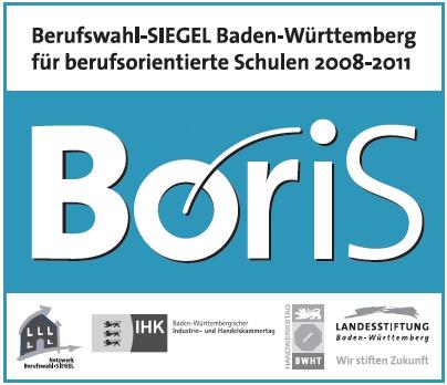 BoriS Logo